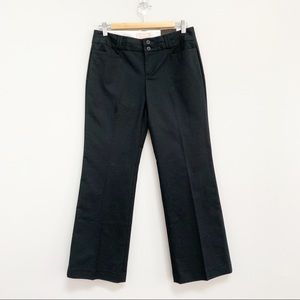 NWT Banana Republic   Jackson Fit Trouser Pants 6P